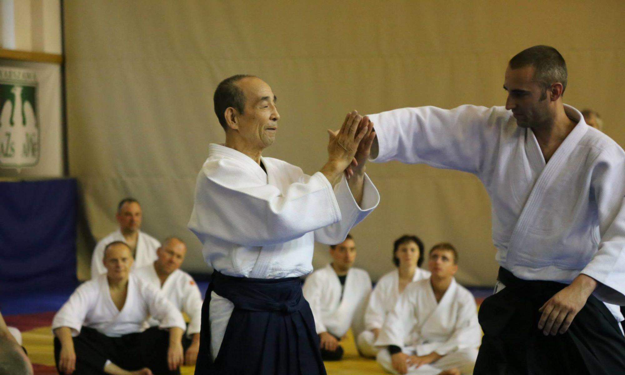 Aikido Vlaanderen